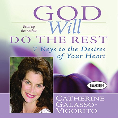 God Will Do the Rest audiobook cover art