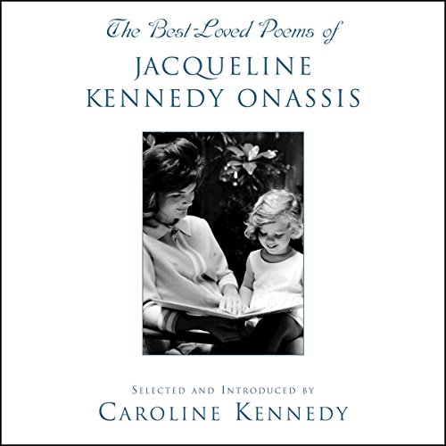 『The Best Loved Poems of Jacqueline Kennedy Onassis』のカバーアート