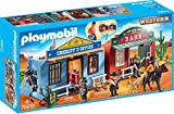 Playmobil Western Coffret de Far-West transportable, 70012