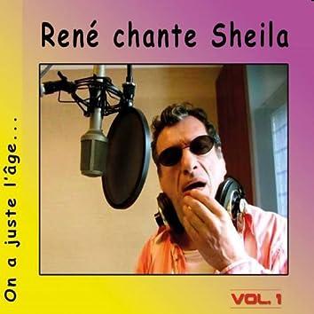 Rene chante Sheila, Vol. 1