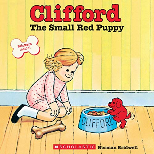 Clifford the Small Red Puppy (Clifford the Big Red Dog)の詳細を見る