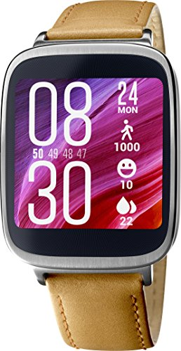 『ASUS ZenWatch WI500Q-BR04』の2枚目の画像