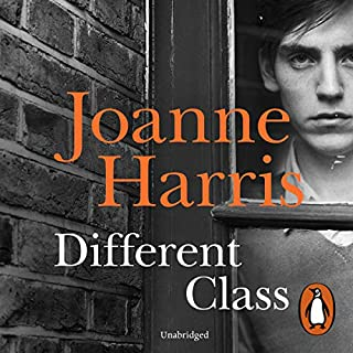 Different Class                   By:                                                                                                                                 Joanne Harris                               Narrated by:                                                                                                                                 Steven Pacey,                                                                                        Ewan Goddard                      Length: 14 hrs and 55 mins     358 ratings     Overall 4.4