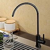 LiChaoWen Grifo baño Filtered Agua del Grifo con La Maneta Palanca For Sistemas Cuarto de baño Moderno de Cocina Comercial