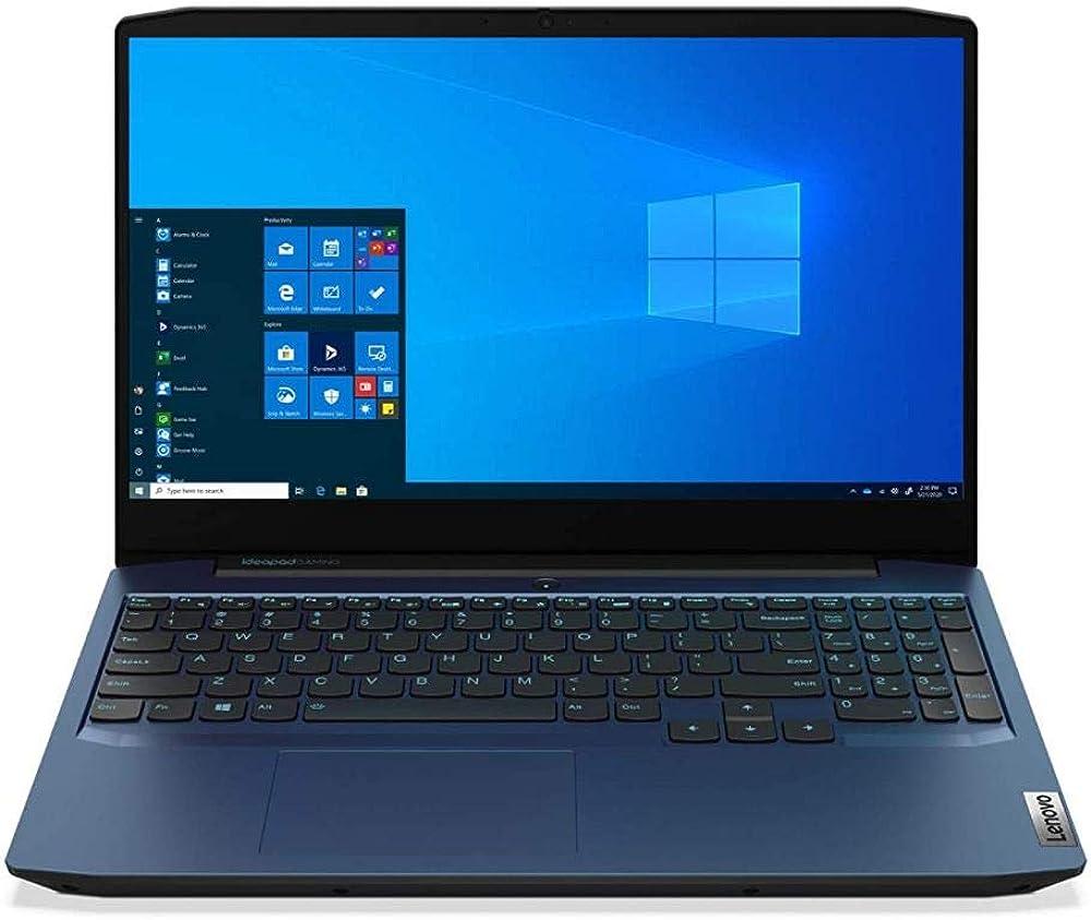 Lenovo  gaming 3 notebook, display 15.6