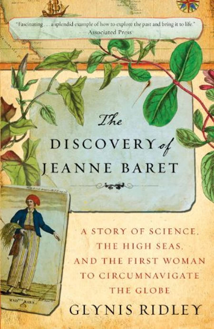 オープニングふくろう韓国The Discovery of Jeanne Baret: A Story of Science, the High Seas, and the First Woman to Circumnavigate the Globe (English Edition)