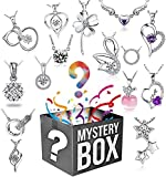 Mystery Lucky Box Mystery_Box collares for mujeres, Lucky_Box...