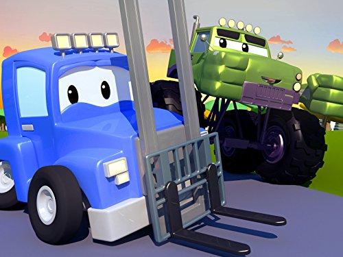 The Multipliable Police Trucks / Forklift