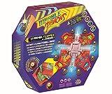 Splash Toys 30140 -Flipperspiel MARBLE DEMONS, Flipper Kugel Dämonen, Geschicklichkeitsspiel für...