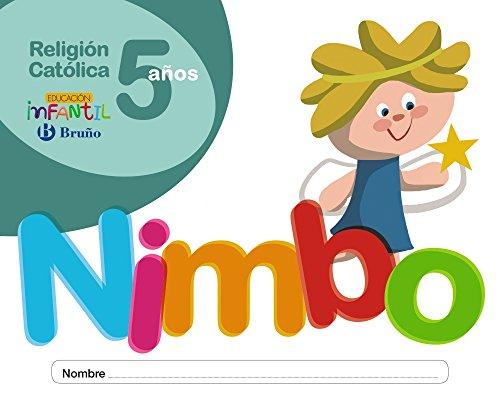 Religión católica Nimbo 5 años - 9788469615836