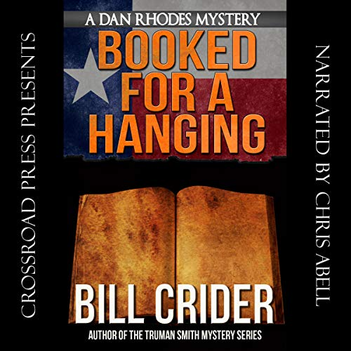 Booked for a Hanging  By  cover art