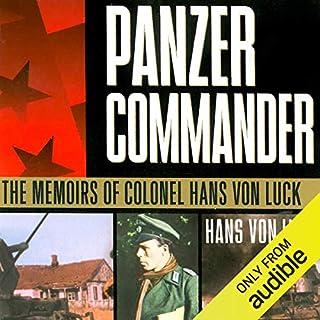 Panzer Commander Titelbild