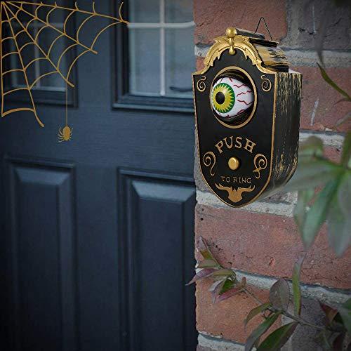 You's Auto Campanello di Halloween Decorazioni di Halloween Voce Horribile Festa di Halloween e Decorazione della Casa Stregata