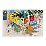 CanvasArts Dominante Kurve Wassily Kandinsky - Poster -