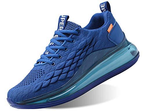 SINOES 91-23 Herren Sportschuhe Laufschuhe Sneaker Atmungsaktiv Leichte Wanderschuhe Trainers Schuhe