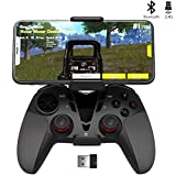 Darkwalker Manette Bluetooth sans Fil pour Android OS/PS3/PC Windows, Manette pour Les...