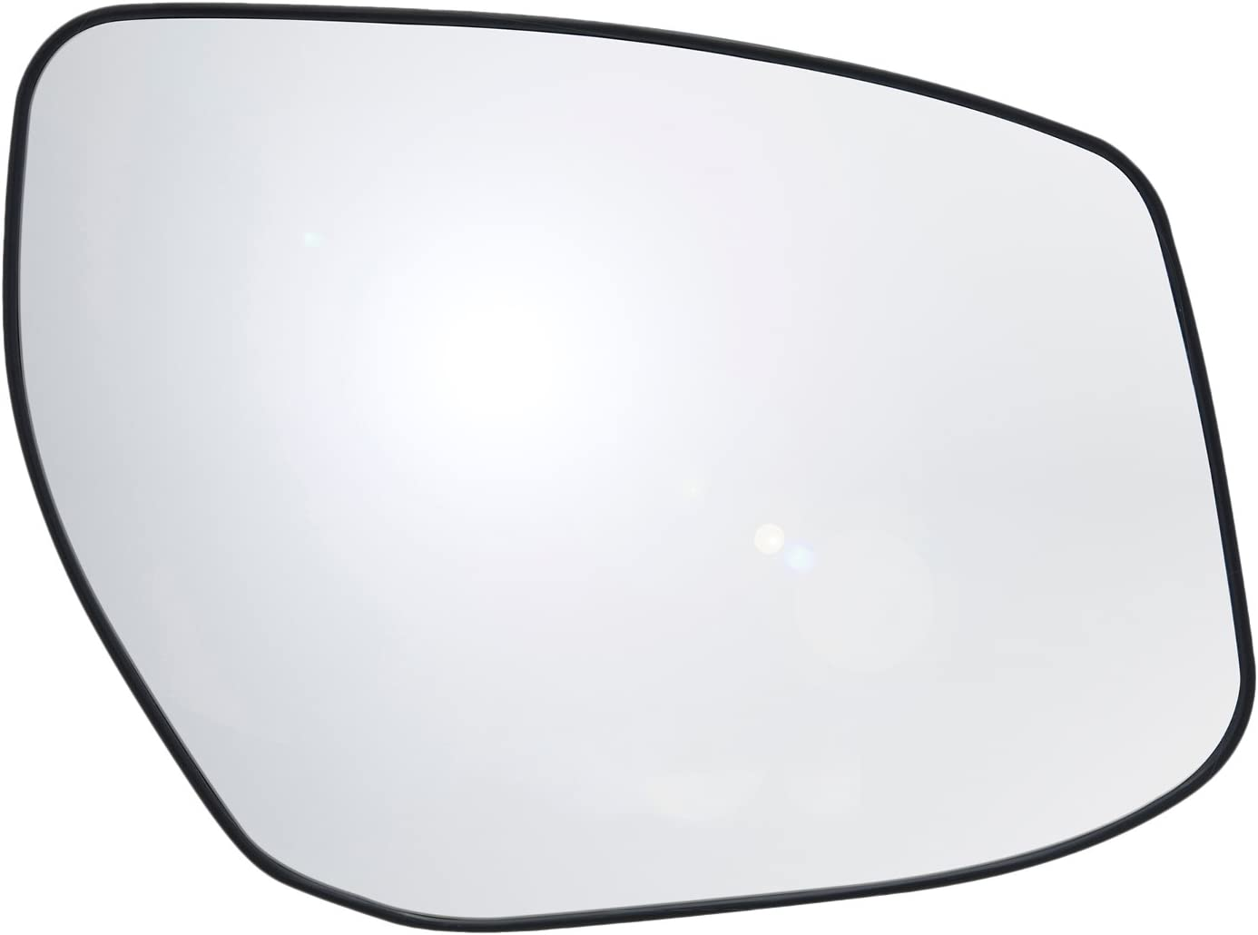 Fit Ranking TOP6 System Passenger Side Heated 1 year warranty Mirror N Plate Glass w Backing