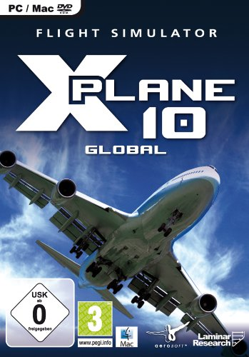 X-Plane 10 Flight Simulator - Global [Edizione: Germania]