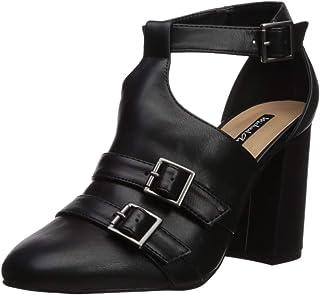 Michael Antonio Women's Avril Ankle Boot, Black, 7.5 M US