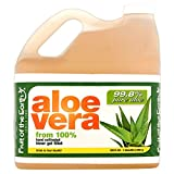 Fruit Of The Earth Aloe Vera Juice With 99.8% Aloe, 128 Fl. Oz. Jug