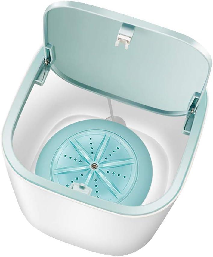 ランキング総合1位 Portable Mini Turbo Washer USB Underwear オリジナル Small-scale Ma Cleaning
