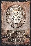 Retro DDR Notizbuch
