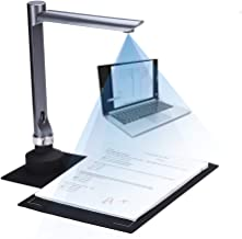 $93 » Document Camera for Teachers Laptop, 5 Mega-Pixel HD Real-time Projector USB Portable Scanner with Video Recording A4 Form...