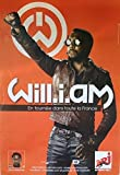 Will.I.Am I Will-Am - 70 x 100 cm/Poster Poster