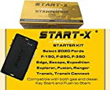 Start-X Remote Starter Compatible with Select 2020+ Fords. F-150, F-250, Edge, Escape, Expedition, Explorer, Fusion, Ranger, Transit