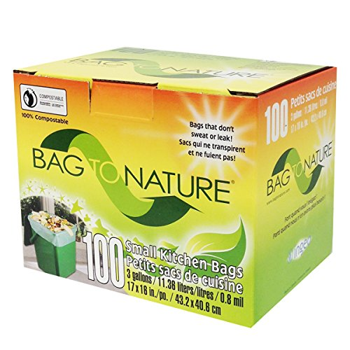 Bag-to-Nature Compostable Trash Bags