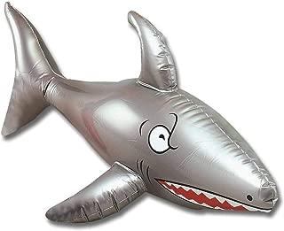 56 x 31 Jilong Rider enfants Air gonflable piscine plage Rider Crocodile Requin Baleine Dauphin gonflable flotteur Rider Lilo Jouet Crocodile Rider Age 3+