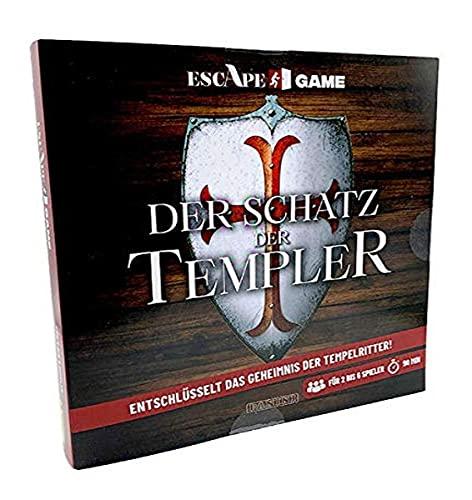 Der Schatz der Templer: Escape Game