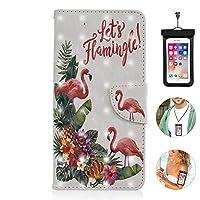 Samsung Galaxy J6 PLUS/J6 Prime ケース アイフォン 手帳型 プラス 本革 レザーケース 財布型 カード収納 マグネット式 スマホケース スマートフォンケース サムスン ギャラクシー[無料付防水ポーチ水泳など適用]