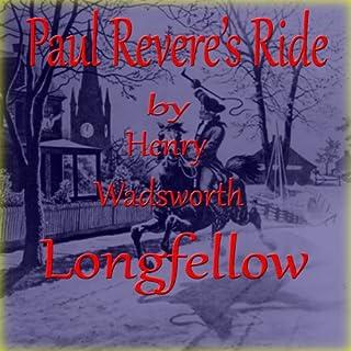 Paul Revere's Ride audiobook cover art