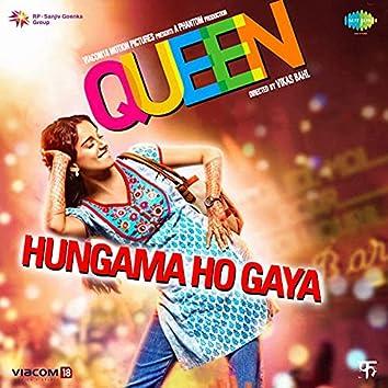 "Hungama Ho Gaya (From ""Queen"") - Single"