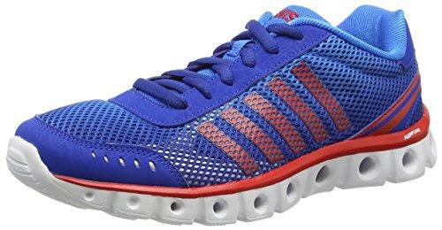 K-Swiss Performance X LITE ATHLETIC CMF - Zapatillas de deporte Hombre, Azul - Blau (CLASSICBLUE/BRILLIANTBLUE/RED), EU 44.5 (UK 10)