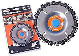 Woodworking saw Multi-function Woodworking Chain Plate 4 inch Grinder Disc