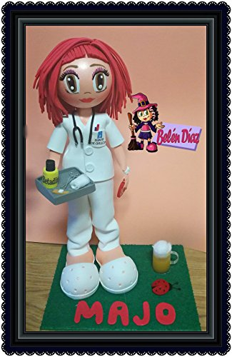 Fofucha Enfermera o Doctora