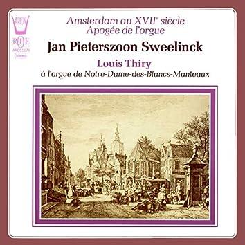 Amsterdam au 17ème siècle - Apogée de l'orgue