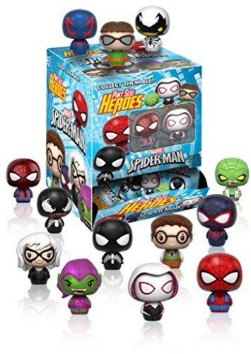 Figura Pint Size Marvel Spiderman Blindbags