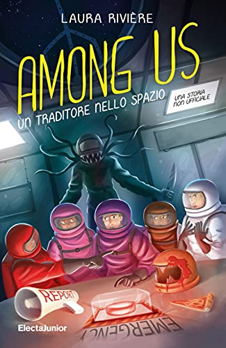 Among us. Un traditore nello spazio