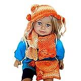 Sonnenhut, Schal und Tasche aus Bio- Baumwolle von Lana Grossa