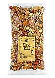 KoRo - Obleas de arroz integral BIO de amaranto mijo 12 x 120 g - Crujiente snack perfecto para llevar con sólo 26 calorías por pieza