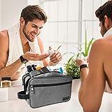 Kulturbeutel Kulturtasche Kosmetiktasche Toiletbag Waschtasche Aufbewährung von Badutensilien und Kosmetika für Frauen und Männer - 4