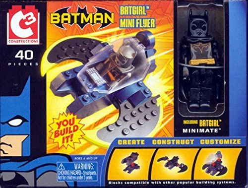 C3 Construction - Batgirl - Mini Flyer by C3 construction