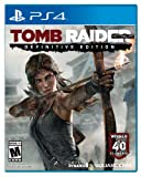 Square Enix Tomb Raider Definitive Edition, PS4