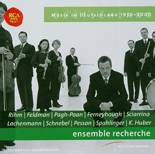 Musik in Deutschland 1950-2000 Vol. 127 by Ensemble Recherche