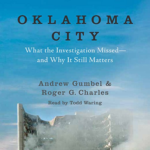 Oklahoma City cover art