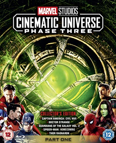 Marvel Studios Al sold out. Cinematic Universe Phase Three Collecto Part 100% quality warranty One:
