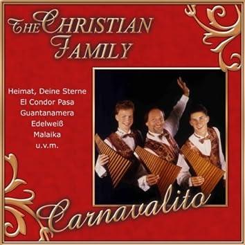 Carnavalito (Unsere Welt der Panflöte)